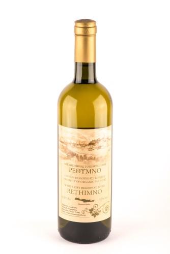 Kreta Bio-Weißwein Rethymno